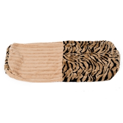Tiger Tan Cuddle Pouch