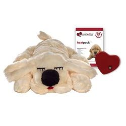 Smart Pet Love Snuggle Puppy with Heartbeat Golden