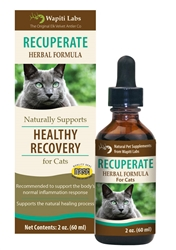Recuperate Herbal Formula for Cats, 2oz.