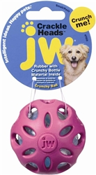 JW PET CRACKLE HEADS CRACKLE BALL