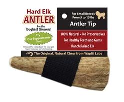 """4"""" Tip - Wapiti Labs Elk Antler Chews"""