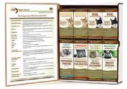 Cat Starter Pack (V-15G,R-15G,4 Tinctures)
