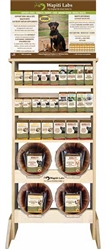 Wapiti Labs Premium Display Package 92 Pieces with Wooden Shelf