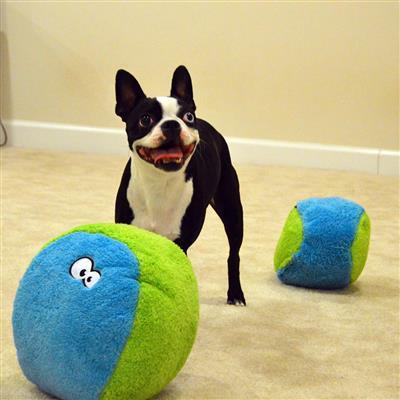 Duraplush FuzzBall Dog Toys