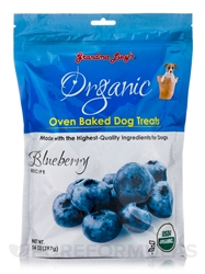 Grandma Lucys Dog Organic  Baked  Blueberry Treat  14 oz.