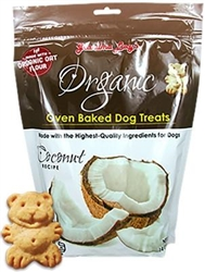 Grandma Lucys Dog Organic  Baked  Coconut Treat  14 oz.