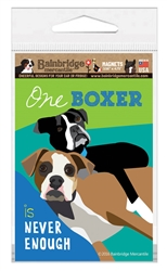 Boxers Magnet