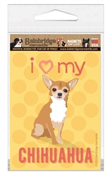 Chihuahua (Fawn Dog) Magnet