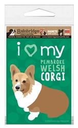 Corgi (Pembroke) Magnet