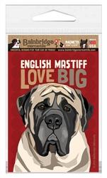 English Mastiff Magnet