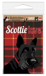 Scottie Love Magnet