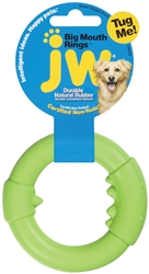 JW PET BIG MOUTH RINGS  SINGLE SMALL