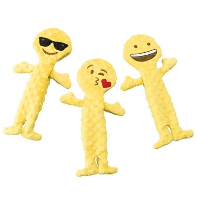 "Spot Ethical Skinneeez Extreme Emoji 14"" Assorted Toys"