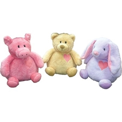 "Ethical Pet Soothers Cuddle Toy 12"" Assorted Toys"