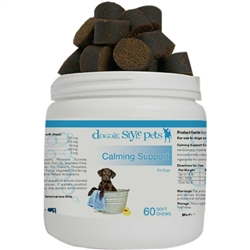 Custom Label Calming Soft Chews for Dogs - 60 ct.
