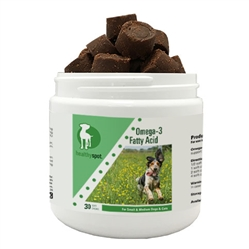 Custom Label Omega 3 Soft Chews for Dogs & Cats