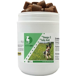 Custom Label Omega 3 Soft Chews for Large / Giant Dogs