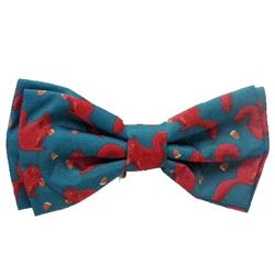 Squirrel Bow Tie by Huxley & Kent