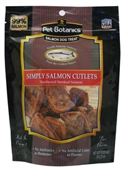 Pet Botanics Simply Salmon Cutlets