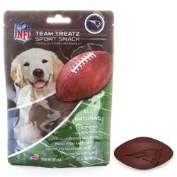 New England Patriots Dog Treat