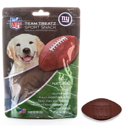 New York Giants Dog Treat