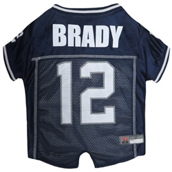 Tom Brady Dog Jerseys