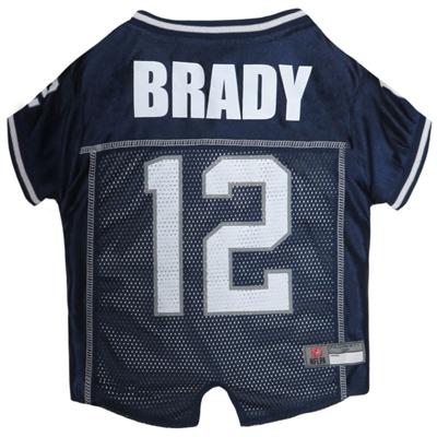 Tom Brady Dog Jerseys