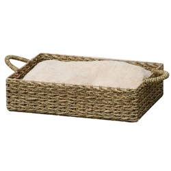 Seagrass Box Bed