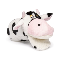 Barkology® Connie the Cow Hand Puppet