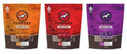 Mixed Case of Purpose Freeze-Dried Dog Food