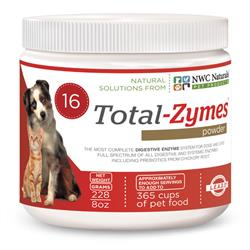 NWC Naturals Total-Zymes® for Pets Enzyme supplement for pets