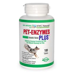 Pet-Enzymes Plus® Joint and Allergy Relief 100 count tablet