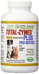 Total-Zymes® Plus - For Larger Pets 100 tablets