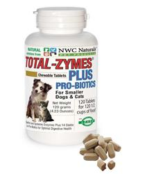 Total-Zymes® Plus Combo for smaller pets