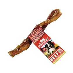 "USA Beef Pizzle 6"" Twist"