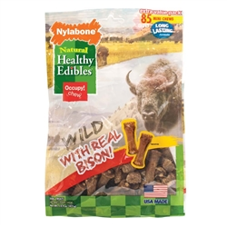NYLABONE HEALTHY EDIBLES WILD BISON EXTRA VALUE MINI SOUPER