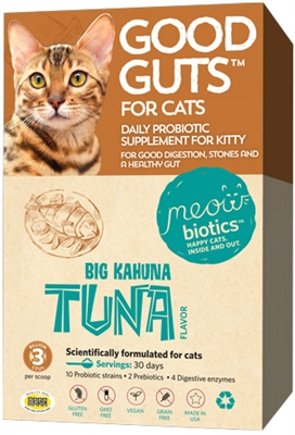 Probiotics - Good Guts For Cats