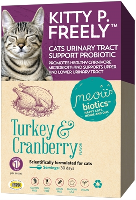 Kitty P. Freely - Urinary Tract Supplement