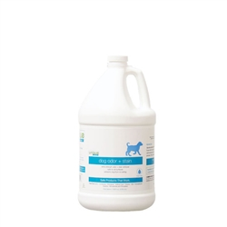 1 Gal- Advanced Dog Odor and Stain Remover