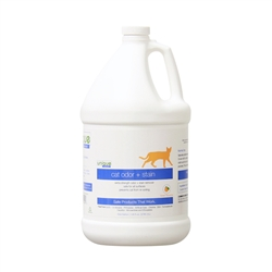 1 Gal. Concentrate - Advanced Cat Odor and Stain Remover