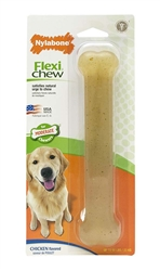 NYLABONE FLEXICHEW CHICKEN BLISTER CARD PETITE