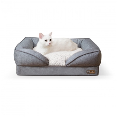 Pillow-Top Orthopedic Lounger