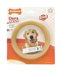 NYLABONE DURACHEW RING ORIGINAL BLISTER CARD GIANT