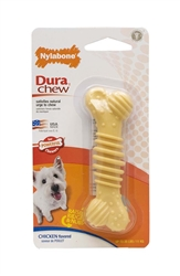 NYLABONE DURACHEW TEXTURED CHICKEN BLISTER CARD