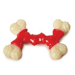 NYLABONE DURACHEW DOUBLE BONE BACON SOUPER