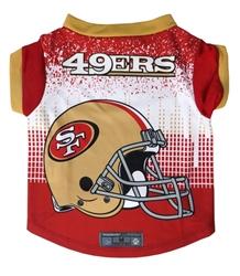 NFL Performance Tee- 49ers