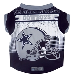 NFL Performance Tee- Cowboys