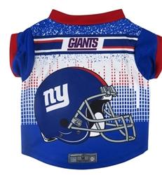 NFL Performance Tee- Giants