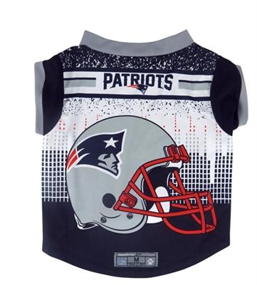 NFL Performance Tee- Patriots