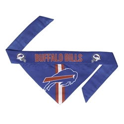 NFL Buffalo Bills Dog Bandana  - TIE ON